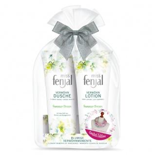 Miss Fenjal Geschenkset Summer Dream Bodylotion und Duschgel