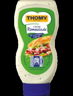 Thomy Creme Remoulade, mit frischem Joghurt, 225 ml Squeeze-Flasche