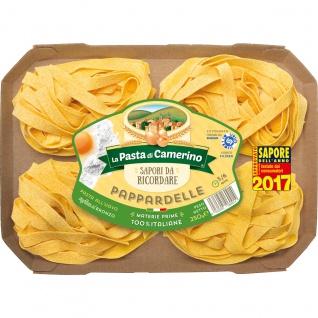 Pasta di Camerino Pappardelle Eierteigwaren Frischeinudeln 250g