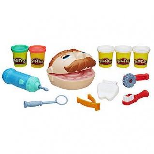Hasbro Play-Doh B5520EU4 - Dr. Wackelzahn, Knete