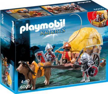PLAYMOBIL 6005 - Tarnkutsche der Falkenritter - Vorschau