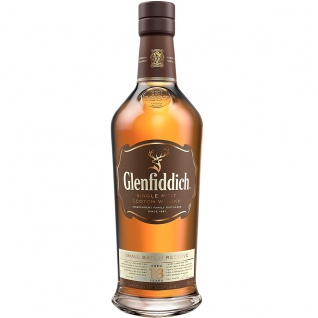 Glenfiddich Single Malt Scotch Whisky 18 Jahre gereift 700ml