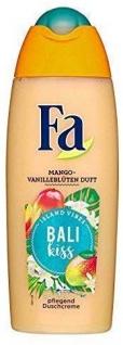 Fa Duschcreme Bali Kiss mit einem Mango Vanilleblüten Duft 250ml