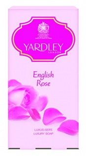 Yardley English Rose Seife 3x 100 g