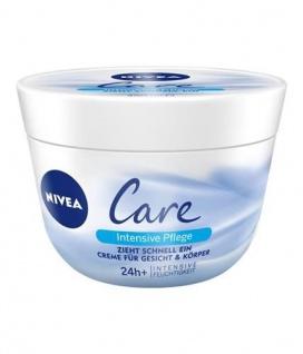 Nivea Care Pflegecreme Pflege für Gesicht und Körper 400ml 6er Pack