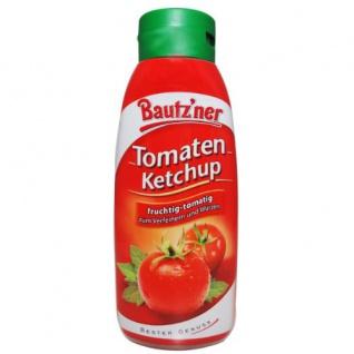 Bautzner Tomatenketchup fruchtig-tomatig (1x450ml)