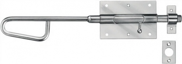 Bolzen-Stangenriegel 400x100x2, 0mm