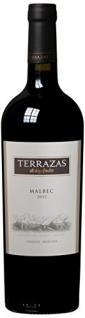 Terrazas de los Andes Malbec Rotwein trocken aus Argentinien 750ml