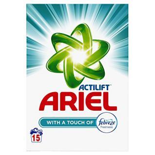 Ariel Waschpulver Febreze 0.975 Kg, 6er Pack (6 x 15 Waschladungen) - Vorschau