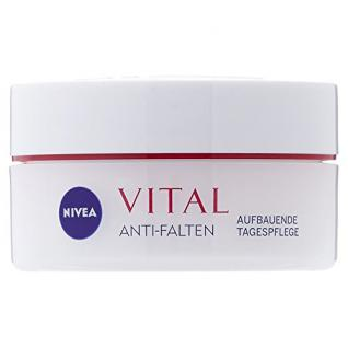 Nivea Visage Vital ANTI-FALTEN aufbauende Tagespflege, 1er Pack (1 x 50 ml)