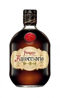 Pampero Aniversario 40% - Vorschau