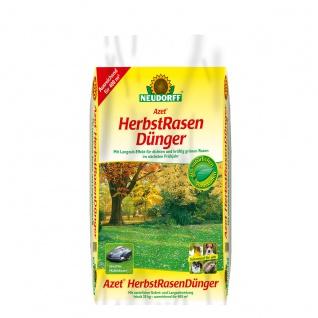 Neudorff Azet Herbst Rasen Dünger erhöhte Widerstandsfähigkeit 20kg