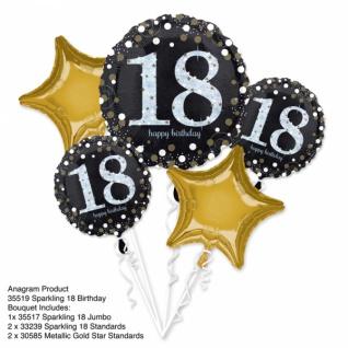 Bouquet Sparkling Birthday 18