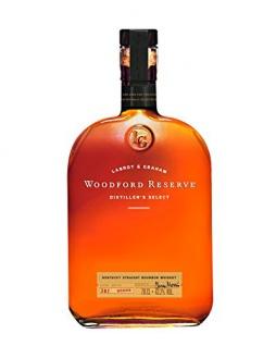 Woodford Reserve Distiller's Select - Kentucky Straight Bourbon Whiskey (1 x 0.7 l)