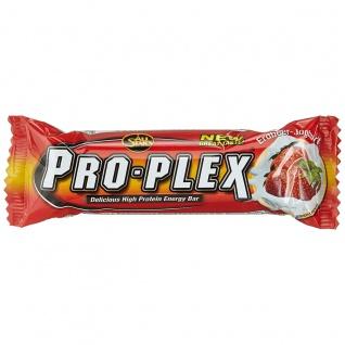 AllStars Pro Plex Bar Strawberry Yoghurt hochwertiger Eiweißriegel 35g