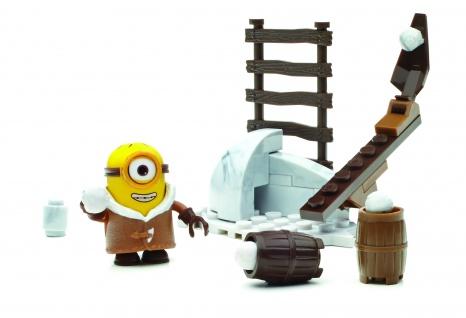 Mattel MB Minions Spa Pack Sort.