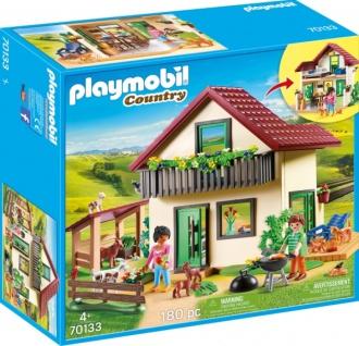 Playmobil Country Bauernhaus Spielset Konstruktionsspiel 70133