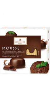 Niederegger Marzipan Pralines Mousse au Chocolat Zartbitter 112g