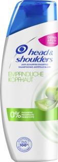 Head & Shoulders Anti Schuppen Schampoo empflndliche Haut 300ml