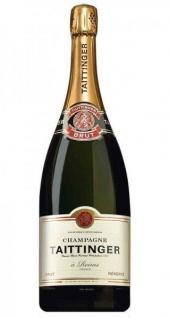 Champagne Taittinger Brut Reserve Magnum aus Frankreich 1500ml