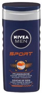 Nivea Sport for Men Pflegedusche mit 24h Frischegefühl 250ml