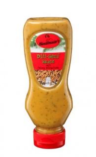Händlmaier Dill-Senf-Sauce Squeeze-Flasche, 225 ml