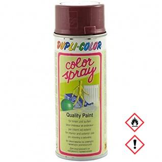 Dupli Color Color Spray Glänzend Weinrot Schnelltrocknend 400ml