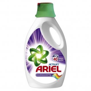 Ariel Flüssigwaschmittel Colour und Style 2.6 l , 3 x 40 Waschladungen