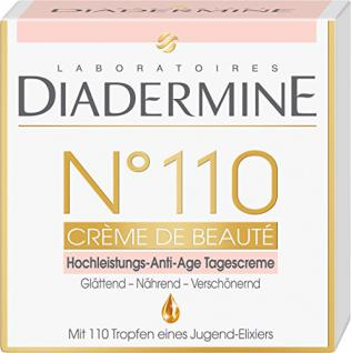 Diadermine N°110 Hochleistungs-Anti-Age Tagescreme, 1er Pack (1 x 50 ml)