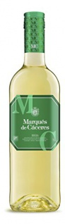 Marqués de Cáceres Weiß Viura fruchtig-frisch Trocken Weißwein 750ml