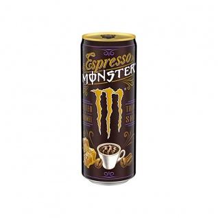 Monster Espresso Milk Triple Shot Salted Caramel pfandfrei 250ml