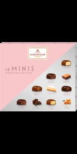 Niederegger Marzipan Minis Edition mit Zartbitter und Vollmilch 112g