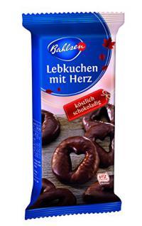 Bahlsen Lebkuchen mit Herz, 5er Pack (5 x 300 g)