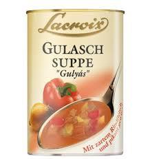 Lacroix Gulasch-Suppe, 3er Pack (3 x 400 ml)