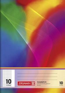 Schulheft DIN A5 FSC Lineatur 10