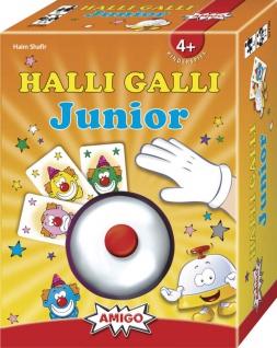 Amigo Halli Galli Junior Ein tolles und spannendes Spiel für Kinder