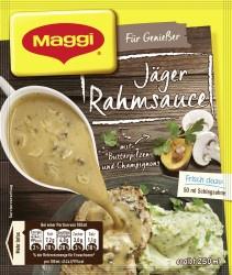 Maggi Geniesser Saucen Jaeger-Rahm