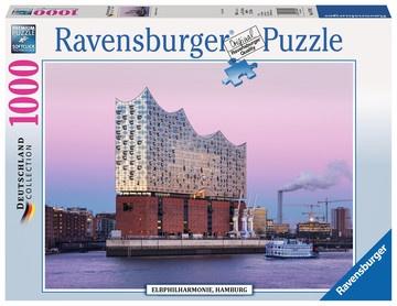 Ravensburger Puzzle - Elbphilharmonie Hamburg - 1000 Teile 700x500mm