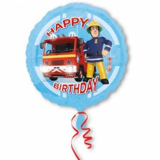 Fireman Sam Happy Birthday