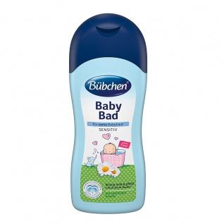 Bübchen Baby Bad für zarte Babyhaut mit natürlicher Kamille 1000ml