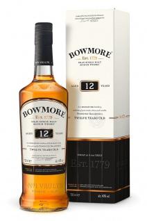Bowmore 12 Jahre 0, 7l 40%
