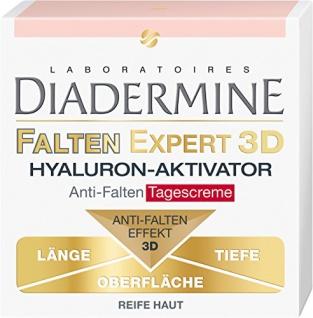 Diadermine Falten Expert 3D Hyaluron-Aktivator Anti-Falten Tagespflege, 1er Pack (1 x 50 ml)