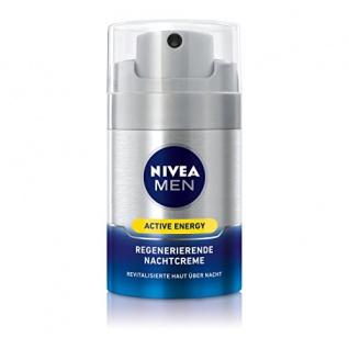 Nivea Men Regenerierende Nachtpflege Creme Active Energy 50ml