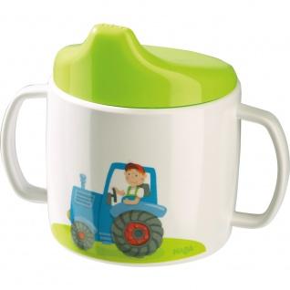 Trinklerntasse Traktor