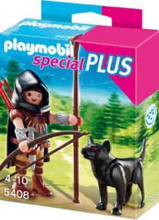 Playmobil 5408 - Wolfsritter - Vorschau