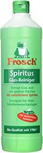 Frosch Spiritus Glas Reiniger (5x 1000ml)