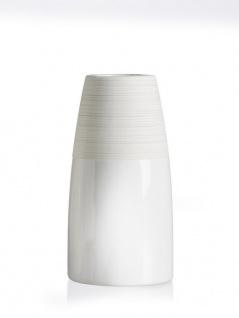 Ritzenhoff und Breker Anna Vase 9, 5cm x 18cm aus Keramik Zum Dekorieren