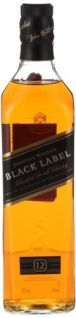 Johnnie Walker Black Label 40% Vol. Blended Scotch Whisky 700ml