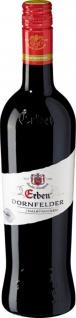 Erben Dornfelder Rotwein Qualitätswein Halbtrocken aus der Pfalz 750ml