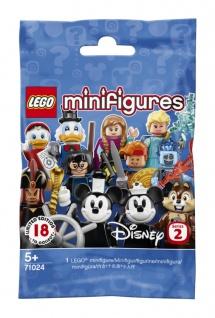 LEGO 71024 Minifiguren der Disney Serie 2 Bauset 1 Minifigur